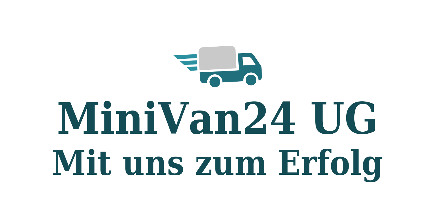 MiniVan24 Speditions & Logistik UG