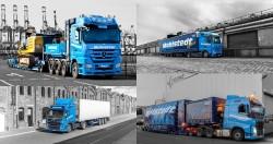 Berufskraftfahrer (m/w/d) CE im Fernverkehr  (National und International)