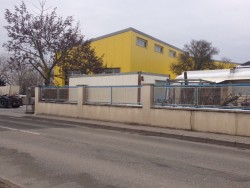 20' Bürocontainer von Worms nach Leipzig
