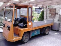 Transport E Karren (1,7 t Gewicht) gesucht