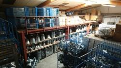 Schwerlastboden, Industrieboden, massiver Lagerboden – 100m²