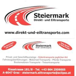 Direkt- und Eiltransporte EU – weit