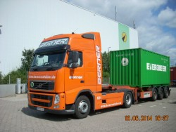 Disponent/-in Containertransporte