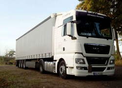 Kraftfahrer CE für nationalen Fernverkehr