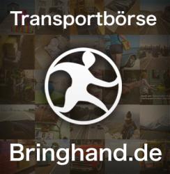 Vermittlung von Beiladung, Transport, Umzug, Kurrierfahrten