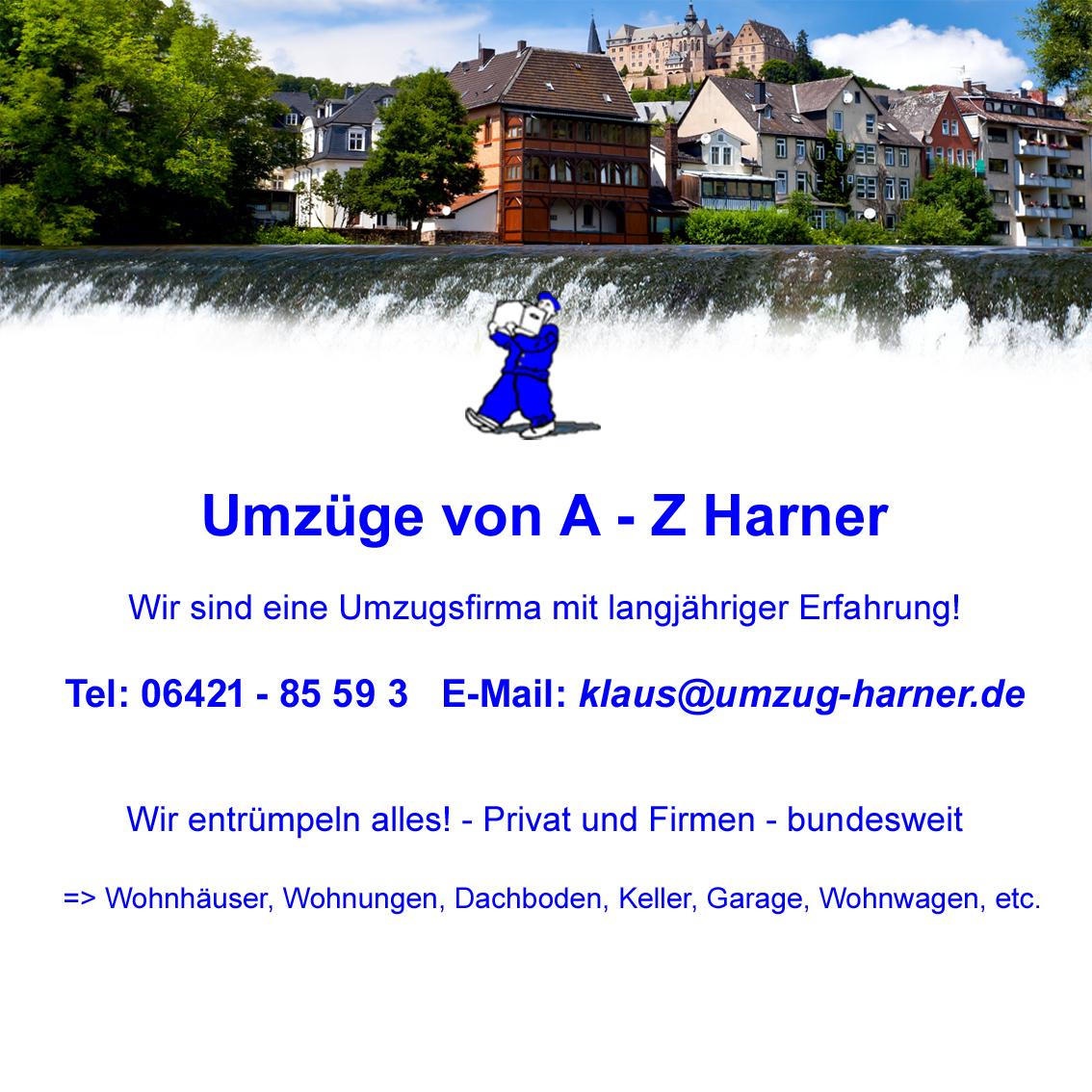 Umzüge Harner