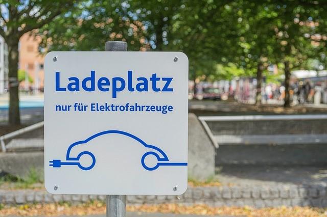 Elektro-Ladestation