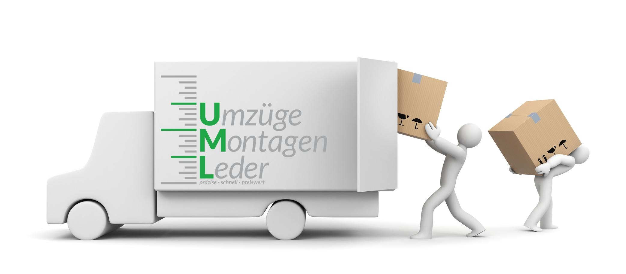 UML- Umzüge und Montagen Leder