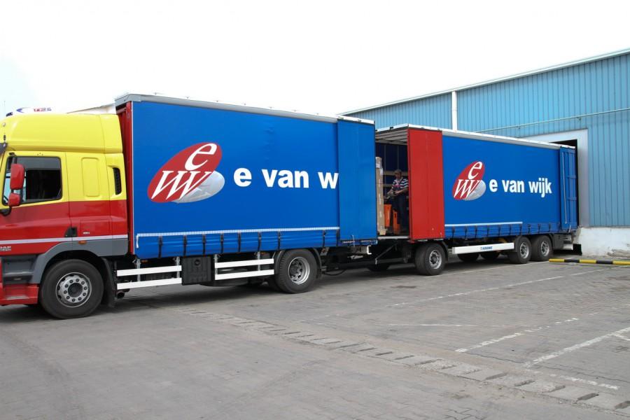 Logistic E van Wijk