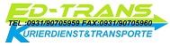 ED-TRANS Kurierdienst & Transporte