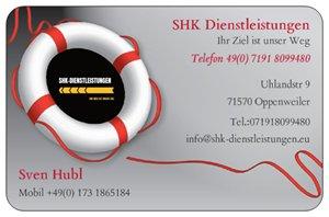 SHK Dienstleistungen