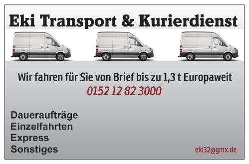 Eki Transport & Kurierdienst