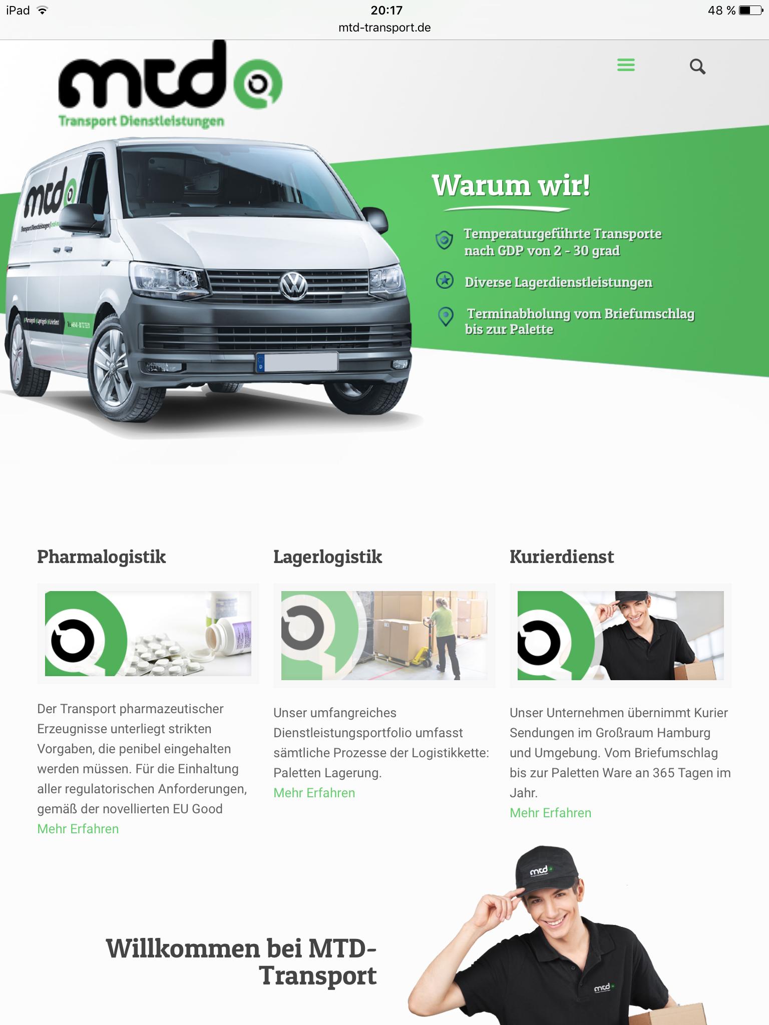 MTD Transport Dienstleistungen