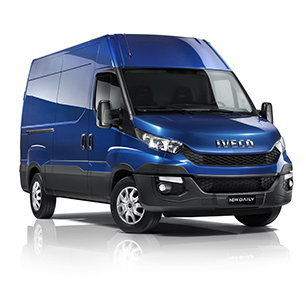 neuer Iveco daily