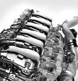 Scania 13 Liter Motor