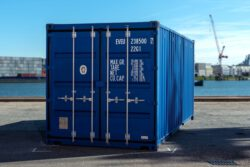 Transport 3 x Seecontainer
