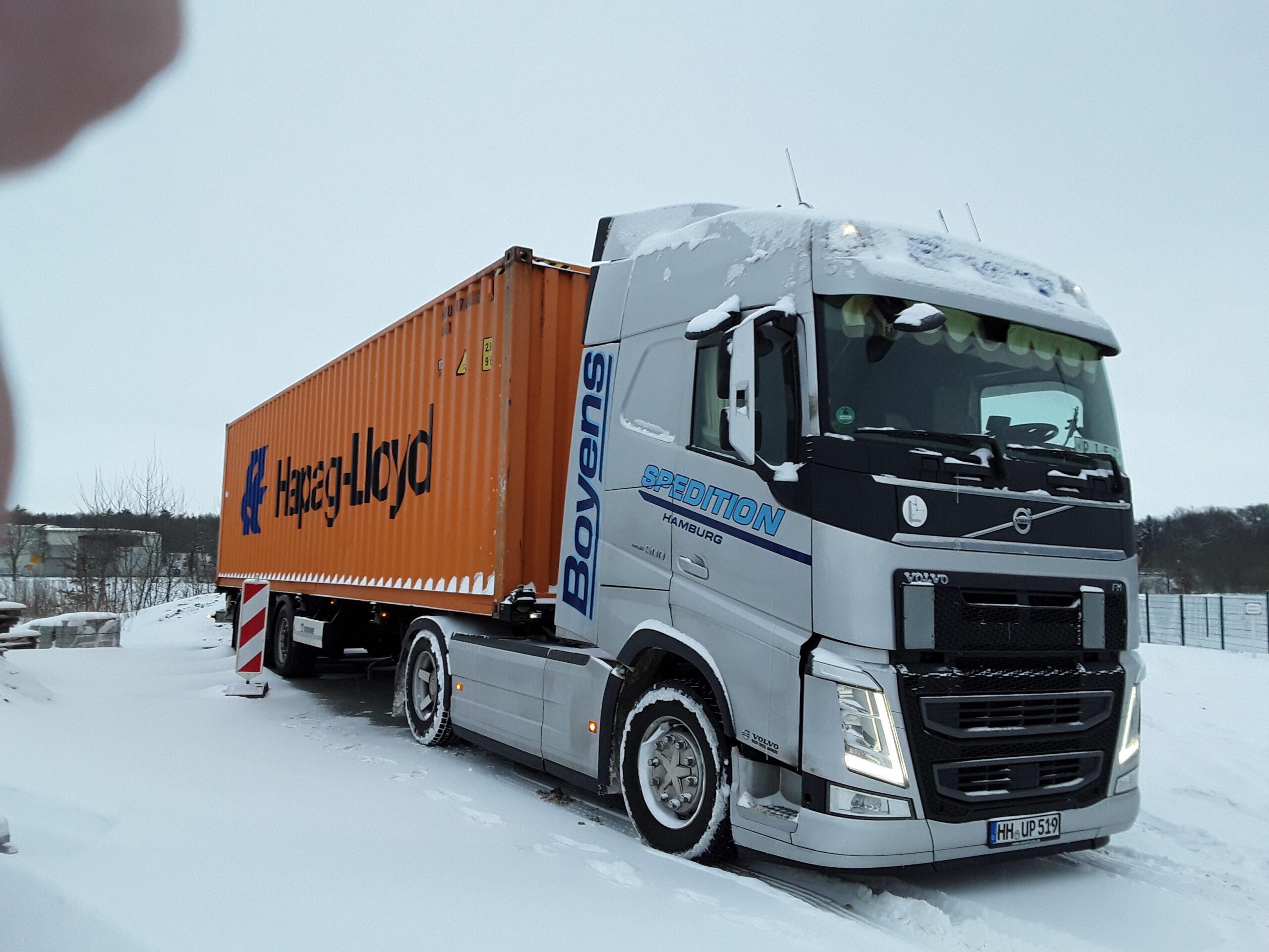 Boyens Intern. Spedition GmbH