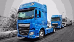 Transport company with experience and nice trucks