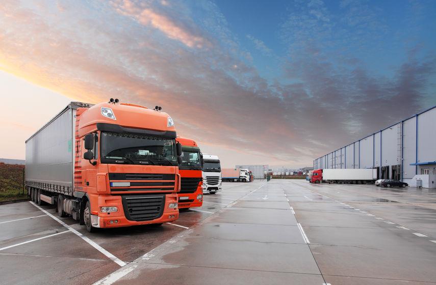Rückgrat moderner Wirtschaft: Logistikdienstleister