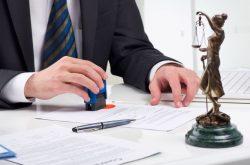 Für juristische Dienstleistungen