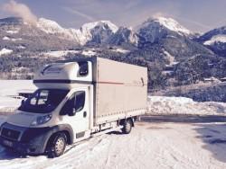 Umzüge & Logistik BLITZLINE Deutschlandweit Europaweit Transport
