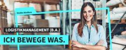 Duales Studium Logistikmanagement (B.A.)