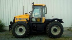 5,5 to Traktor Passend in Salltelzug von Östringen bei Bruchsal nach Marseille