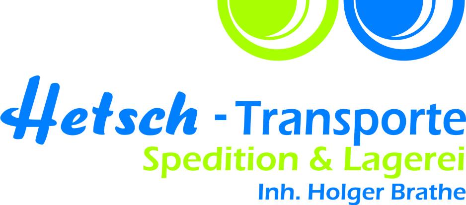 Hetsch-Transporte e.K., Spedition & Lagerei, Inh. Holger Brathe