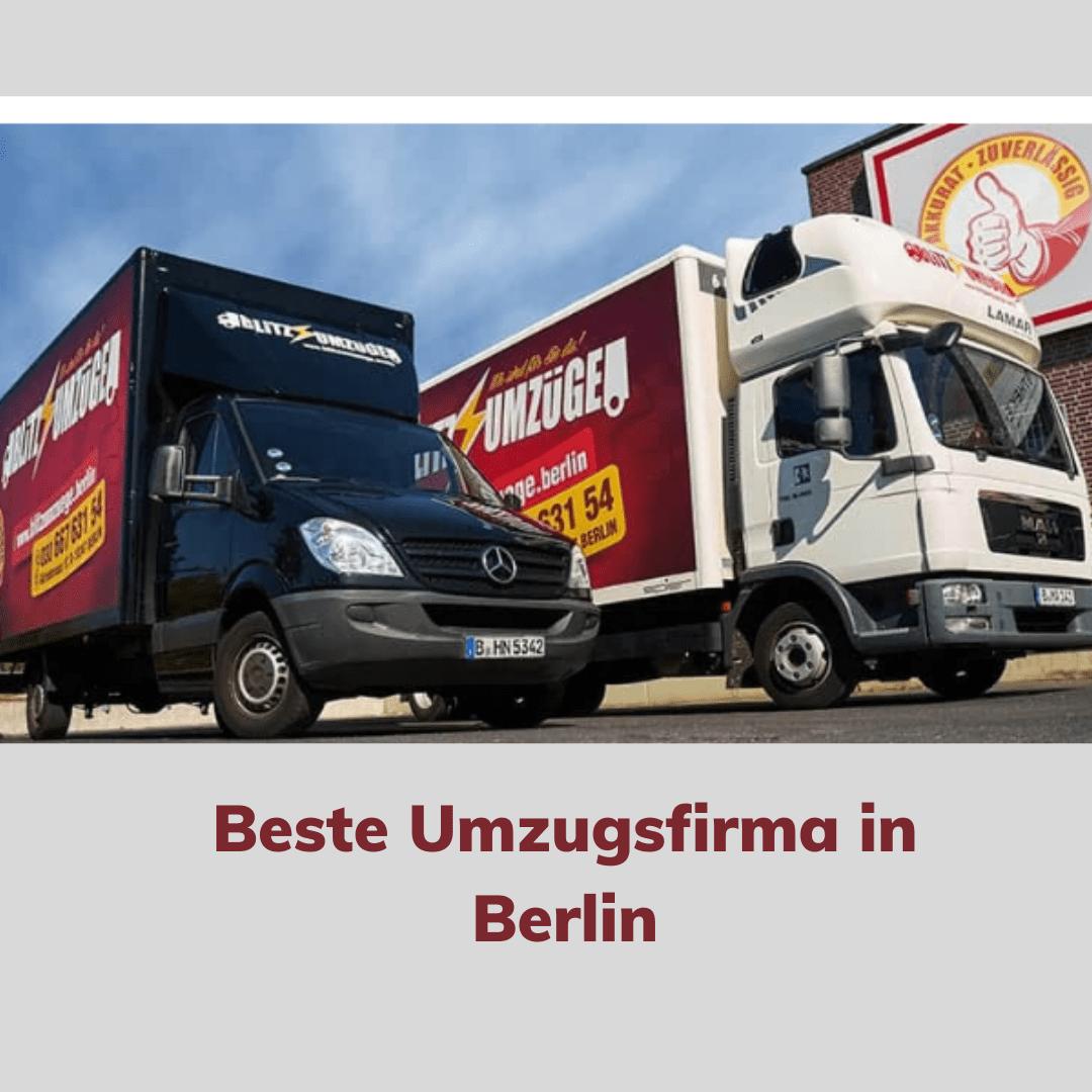 Umzugsservice Berlin | Umzüge Berlin