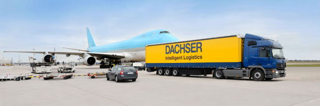 Dachser Luft See Logistik