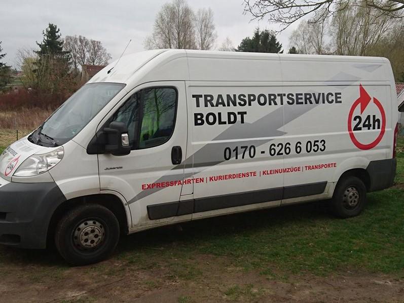 Transportservice Boldt