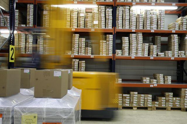 Systematischen Abläufe in der Logistikbranche