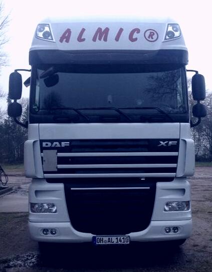 ALMIC Spedition GmbH