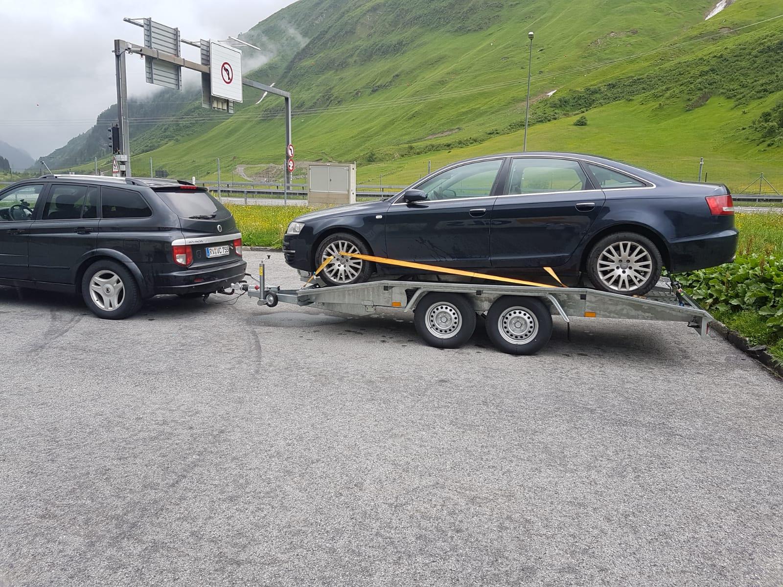 Svens KFZ Transporte