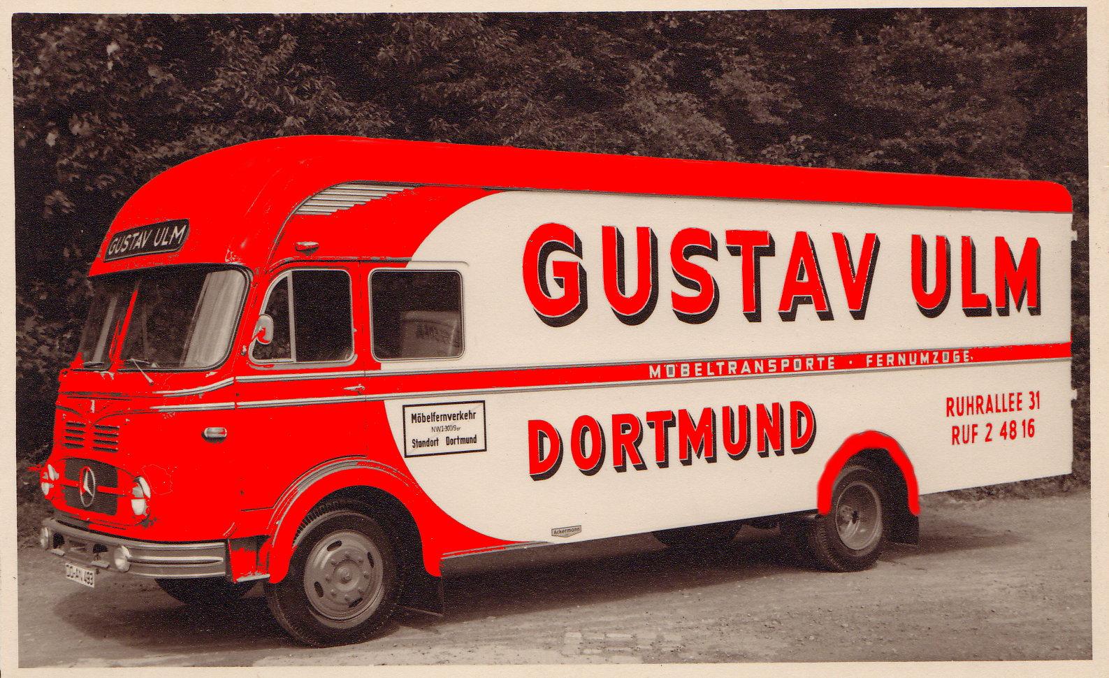 Umzüge Gustav Ulm KG