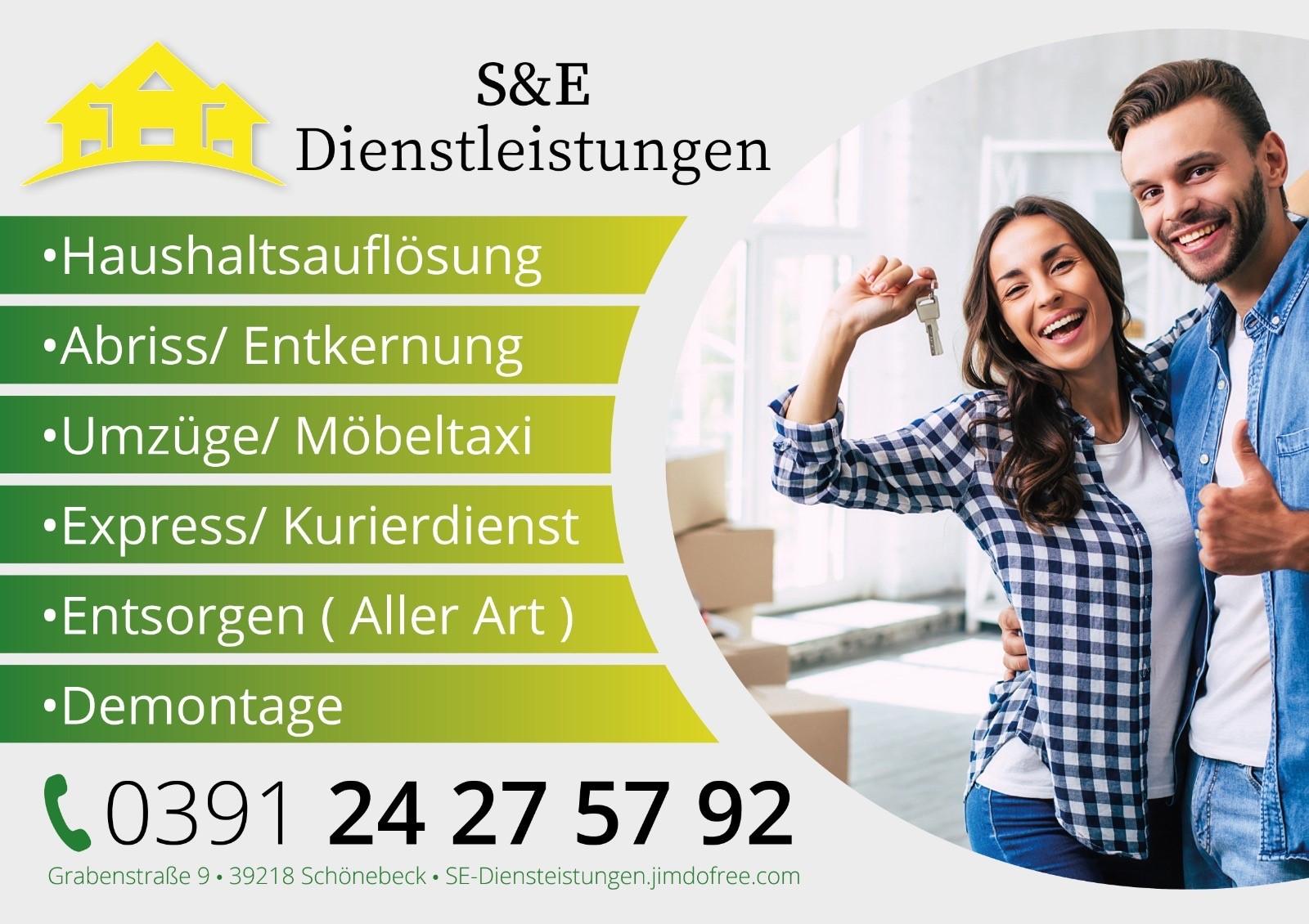 S&E Dienstleistungen