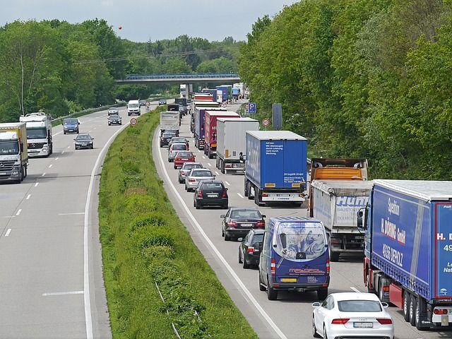 40 Prozent mehr Lkw-Verkehr bis 2030