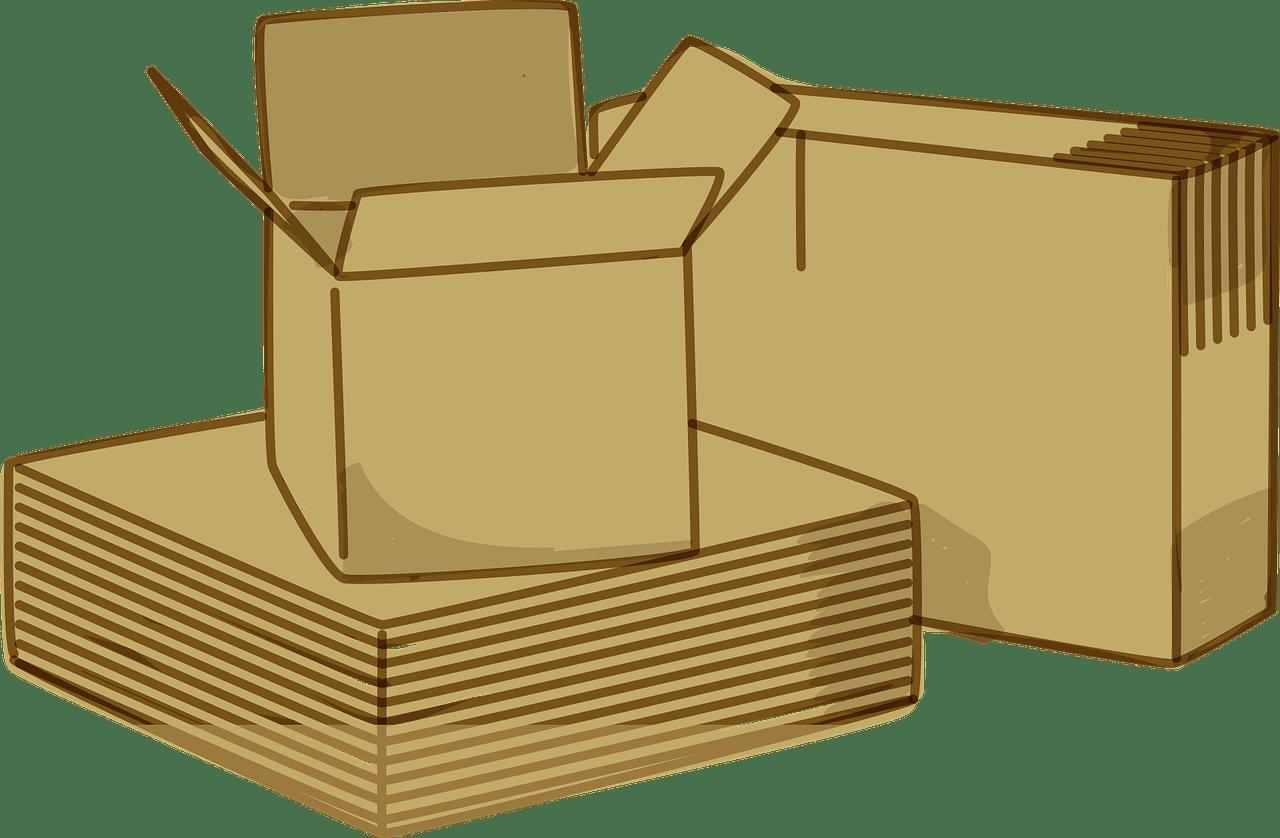 Verpackung, Verpackungslogistik