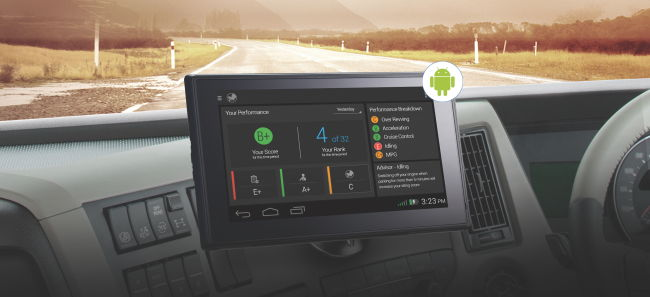 driver performance app