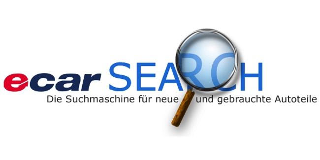 ecarSearch – Die Suchmaschine für gebrauchte Ersatzteile