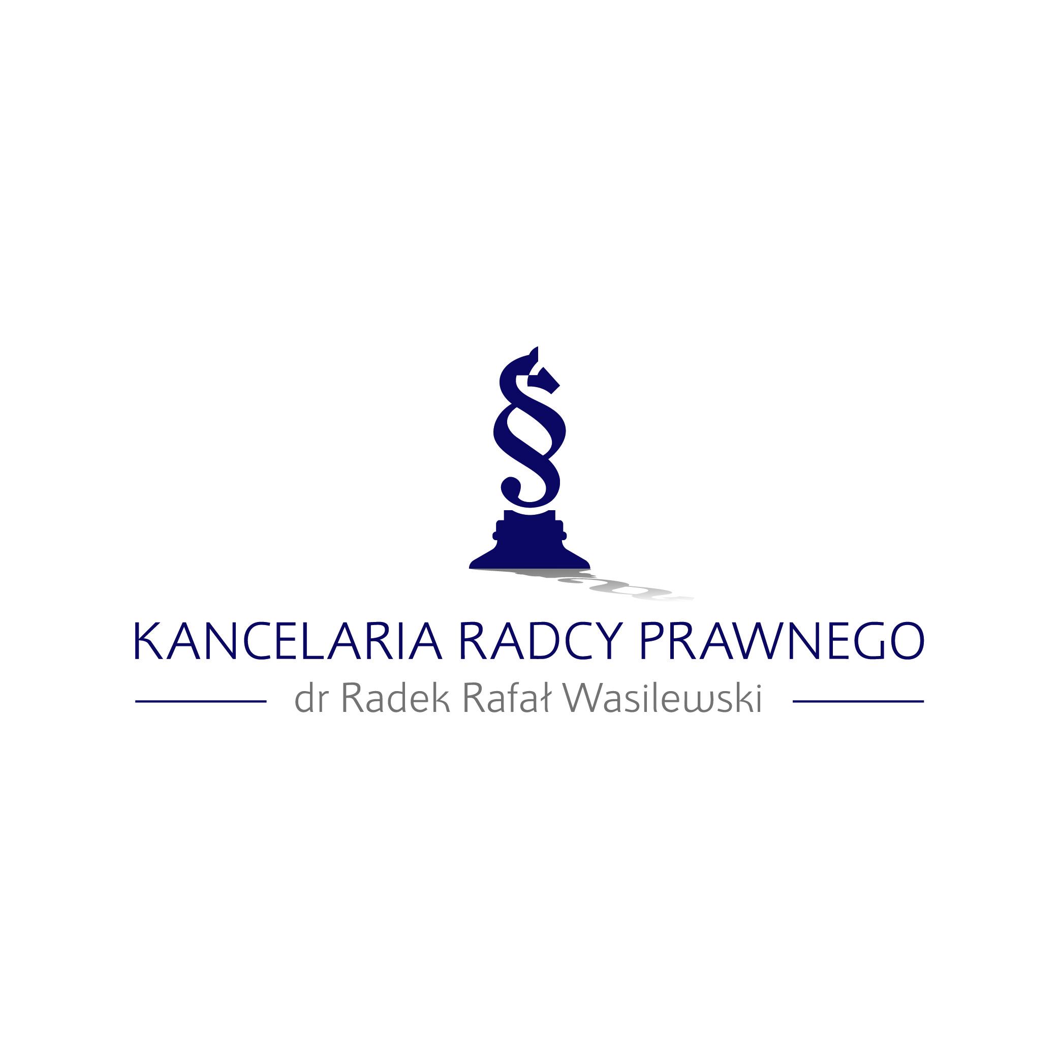 Kancelaria Radcy Prawnego dr Radek Rafał Wasilewski