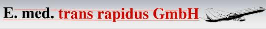 E med trans rapidus GmbH
